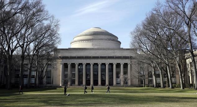 因應產業AI化而成立了運算學院的麻省理工大學外觀