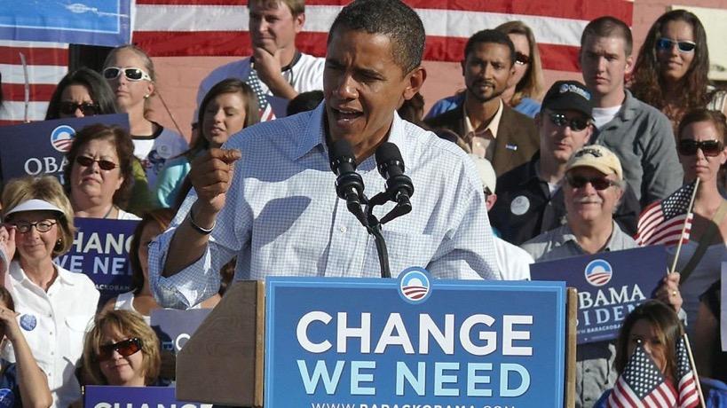歐巴馬2008年的競選字體就是Hoefler設計的Gotham