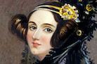 史上第一個女工程師Ada Lovelace肖像