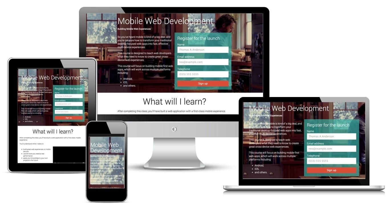 RWD網站的設計考量
