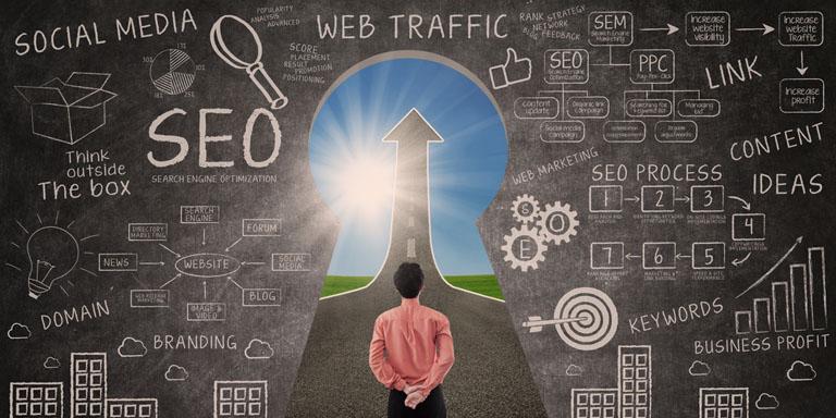 SEO幫助新創業者做出明智的商業決策