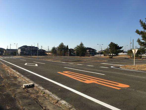 AI 自動駕駛公園由市營駕駛學校改建而成