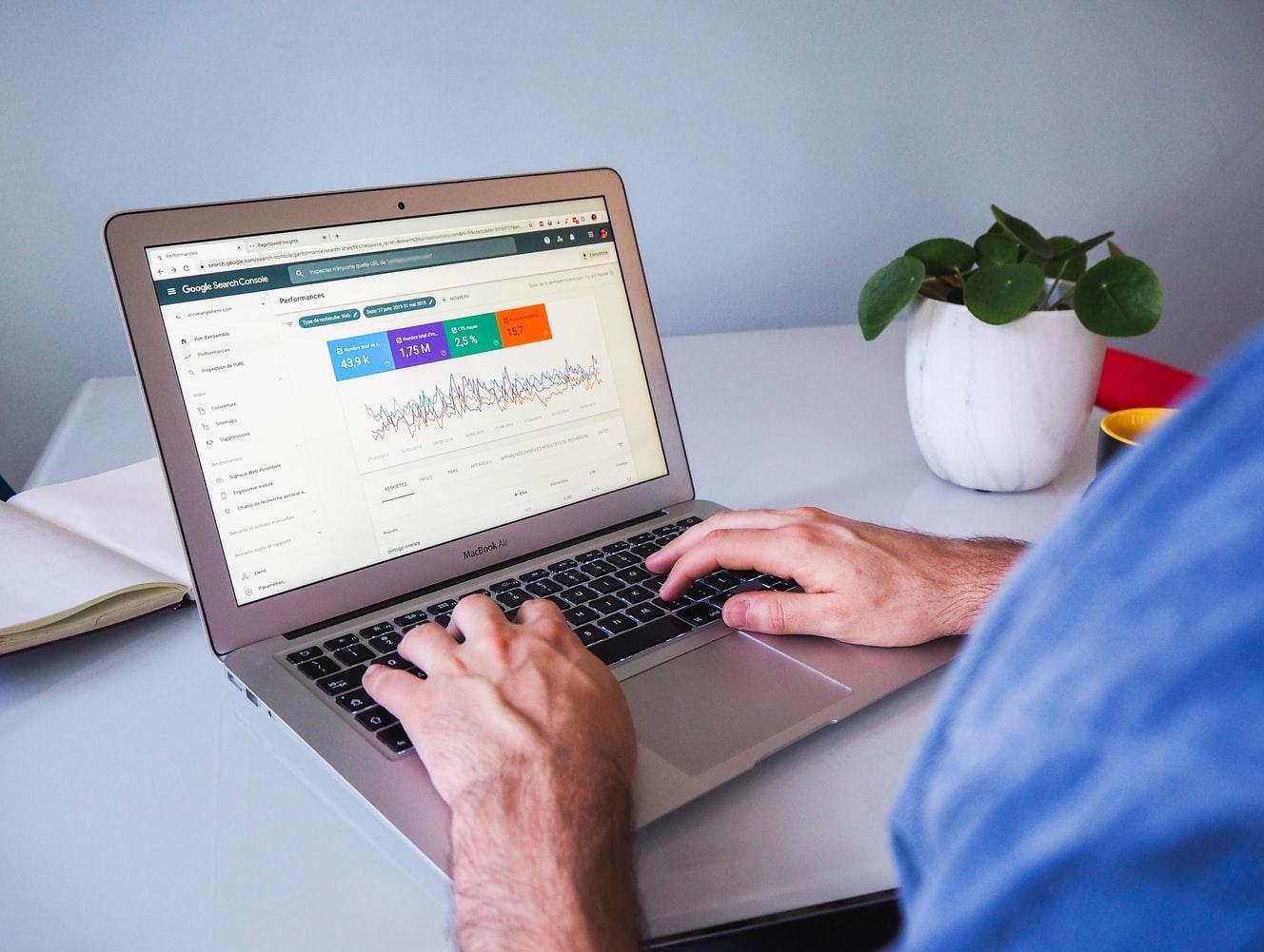 Google 在 Search Console 中啟用新的檢索統計報告