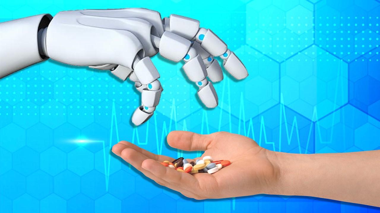人工智慧把關用藥安全!AI 藥櫃取藥、送藥、用藥更精準