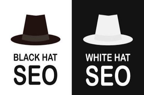 白帽SEO與黑帽SEO