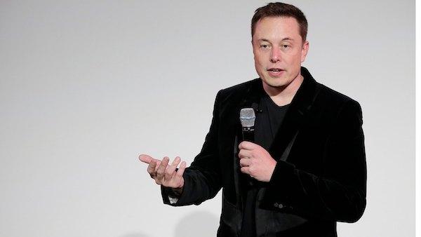 Tesla執行長Elon Musk