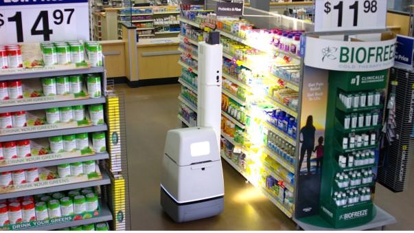 Walmart的新AI人工智慧機器
