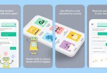 人工智慧心理治療app-woebot
