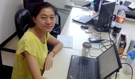 美女工程師用技術征服IT知名企業,3萬元入職用友軟件