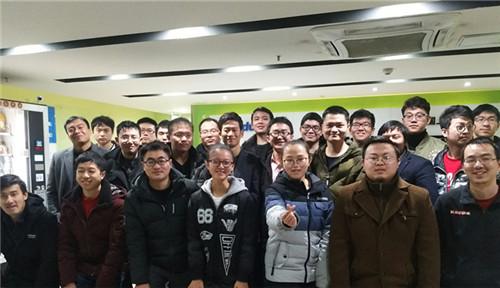 杭州2017年12月開班盛況