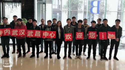 武漢2017年12月開班盛況