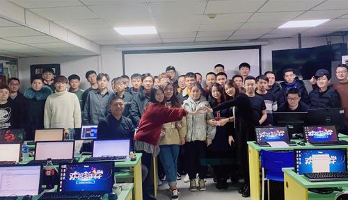 北京達內教育Java課程11月開班合照