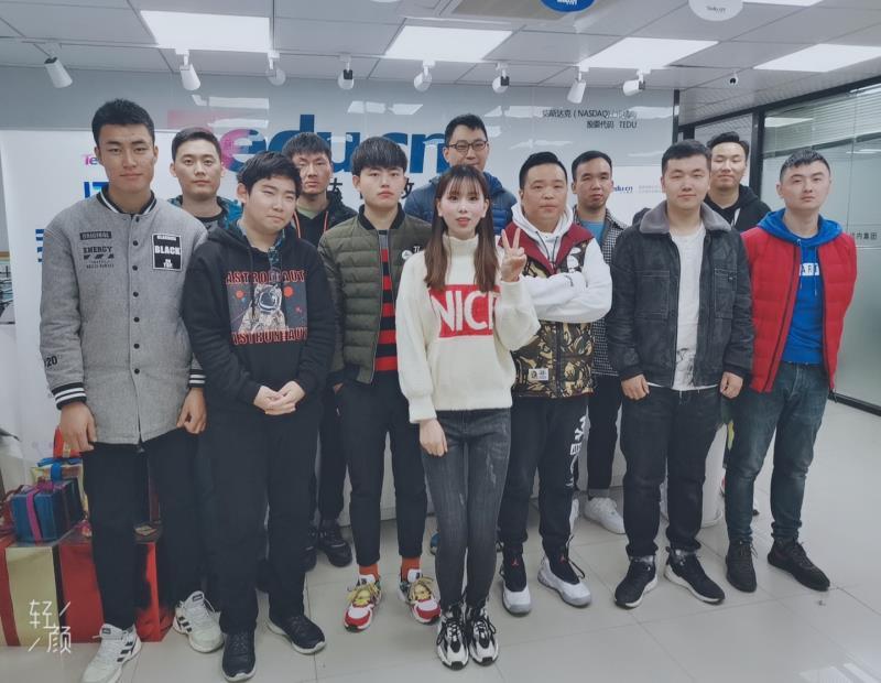 上海達內教育11月開班